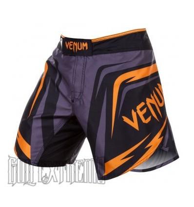 """Pantalon MMA Venum """"Sharp 2.0"""" Naranja / Negro"""