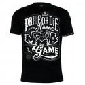 Camiseta Pride Or Die Identity - Negro