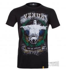Camiseta Venum Redeemer - Negro