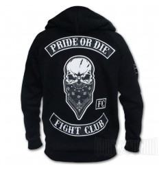 Sudadera con Capucha Pride Or Die Fight Club