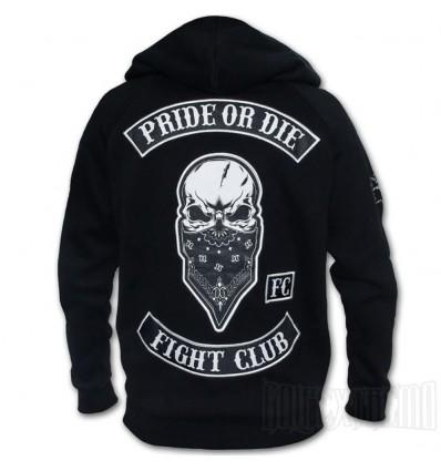 Sudadera con Capucha Pride Or Die Fight Club