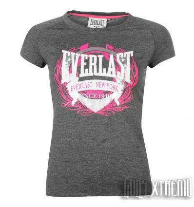 Camiseta de Mujer Everlast New York