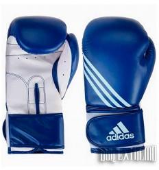 Guantes de Boxeo Adidas Training PU - Azul