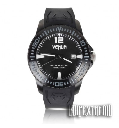 Reloj Venum Challenger Deportivo - Negro