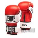 Guantes de Boxeo Leone Shock - Rojo