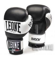 Guantes de Boxeo Leone Shock - Negro