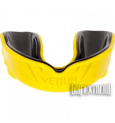 Protector Bucal Venum Challenger Amarillo - Negro