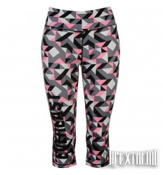 Leggings Everlast Three Quarter - TriAOP