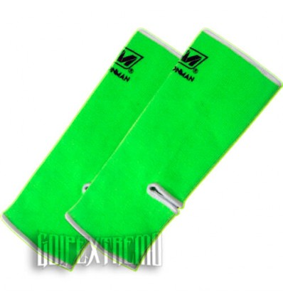 Tobilleras Nationman - Verde Fluor