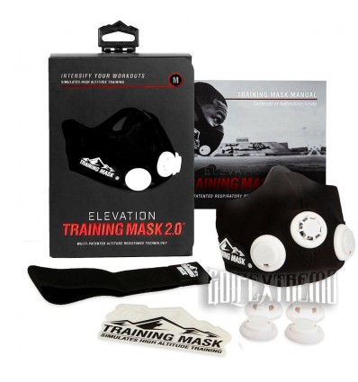 Máscara de elevación Training Mask 2.0
