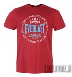 Camiseta Everlast Bronx - Burdeos