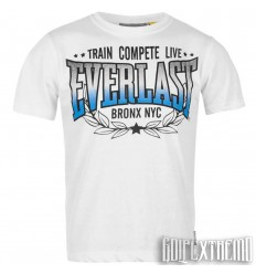 Camiseta Everlast Niño Training - Blanco
