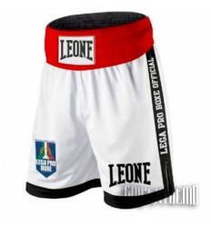 Pantalon Boxeo Leone Contender - Blanco