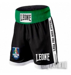 Pantalon Boxeo Leone Contender - Negro