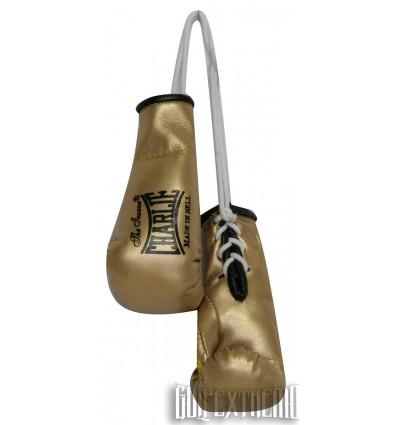 Guantes de Boxeo Retrovisor Charlie - Oro