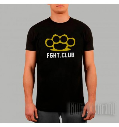 Camiseta Manga Corta Fght Club Aniversario