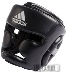 Casco Boxeo Adidas Infantil Negro
