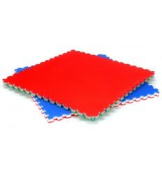 Plancha puzle de polietileno, no resbaladiza, muy ligera (2kg).