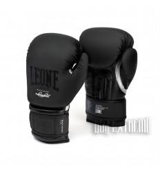 Guantes de Boxeo Leone Black&White