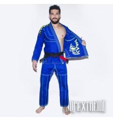 Kimono BJJ GI  Kvra Style - Azul