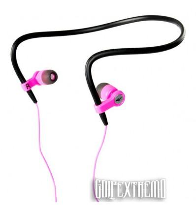 Auriculares Everlast Sport - Rosa
