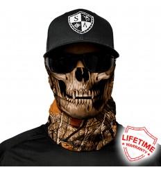 Pañuelo Tubular Forest Camo Skull