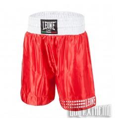 Pantalon de Boxeo Leone Rojo