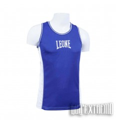 Camiseta de Boxeo Leone Azul