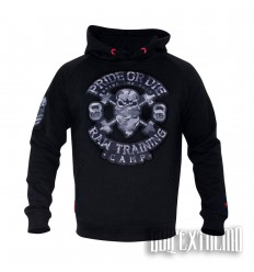 Sudadera con Capucha Pride Or Die Raw Training Camp Urban