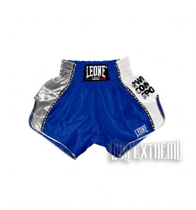 Pantalon Thai Training Leone 1947 - Azul