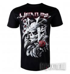 Camiseta Venum Samurai Skull