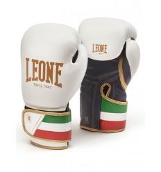 Guantes de Boxeo Leone Italy 47 -  Blanco