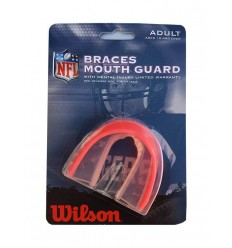Protector Bucal Wilson Especial brackets - Rosa