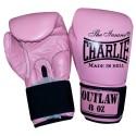 Guantes de Boxeo Charlie  Outlaw Rosa