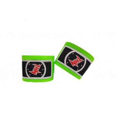 Vendas de Boxeo NKL- 5 mts - Verde Fluor
