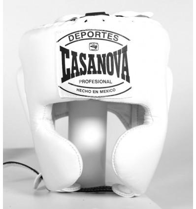Casco Pómulos Casanova - Blanco