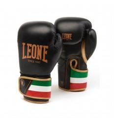 Guantes de Boxeo Leone Italy 47 -  Negro