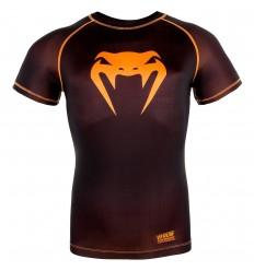 Camiseta Compresión Venum Contender 3.0 - Naranja