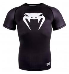 Camiseta Compresión Venum Contender 3.0 - Negro