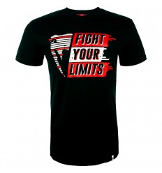 Camiseta Venum Fight Your Limits Negra