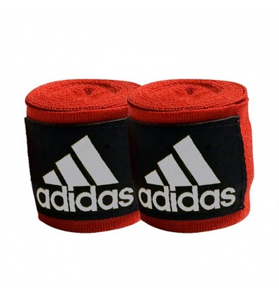 Vendas de Boxeo Adidas Rojo - 450cm