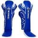 Espinilleras Top King Super - Azul