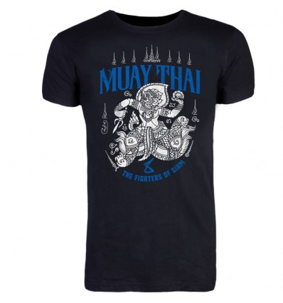 Camiseta Muay Thai 8 Weapons Hanuman Sak Yant
