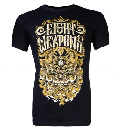 Camiseta Muay Thai 8 Weapons Demonface