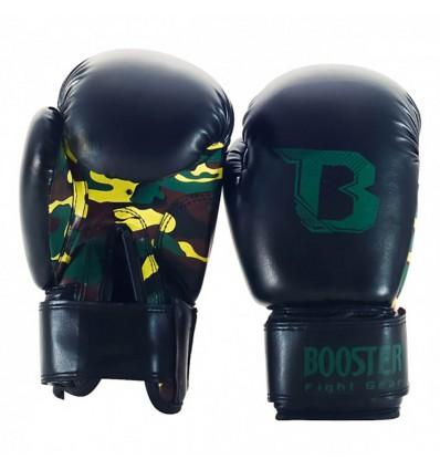 Guantes de Boxeo Booster Infantil - Camo