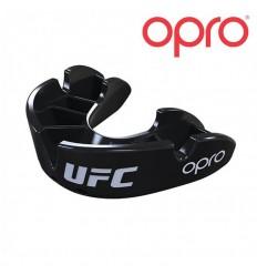 Protector Bucal Opro Bronze Negro UFC