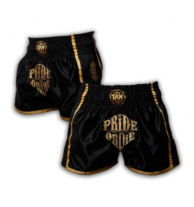 Pantalón Muay Thai Pride or Die  Reckless