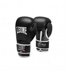 Guantes de Boxeo Leone Flash - Negro