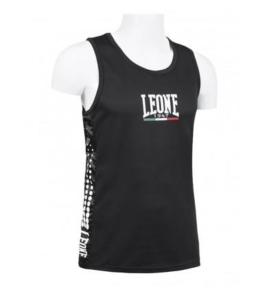 Camiseta Boxeo Leone - Negro
