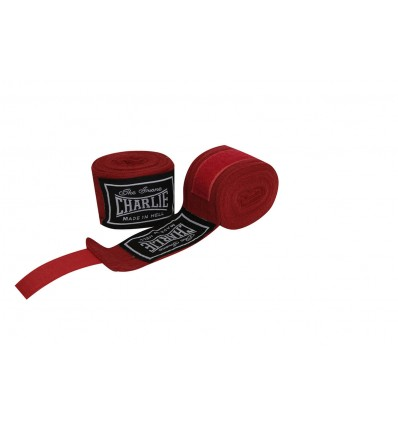 Vendas de Boxeo Charlie Rojo - 4 mts